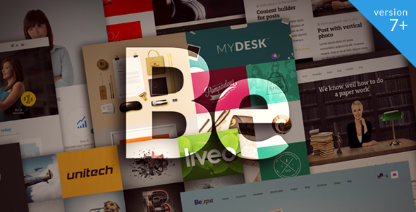 BeTheme v7.3 – Responsive Multi-Purpose WordPress Theme