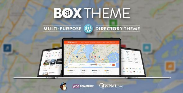 Directory v1.8 – Multi-purpose WordPress Theme