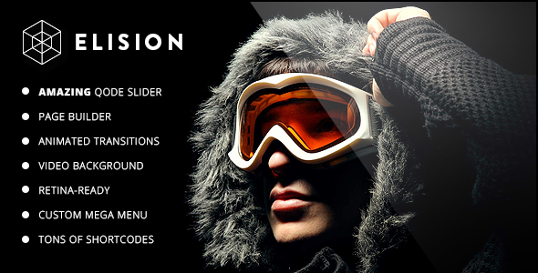 Elision v2.6 – Retina Multi-Purpose WordPress Theme
