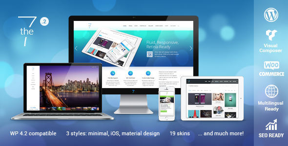 The7.2 v2.1.0 – Responsive Multi-Purpose WordPress Theme