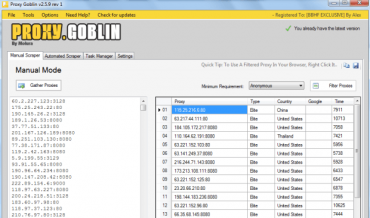 Download Exclusive Proxy Goblin 2.5.9 Ver 1