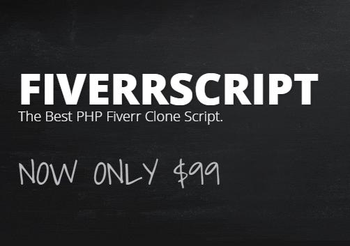 Download Fiverr Clone Script Free