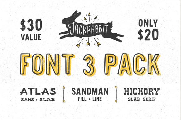 Download Jackrabbit Font Bundle Free
