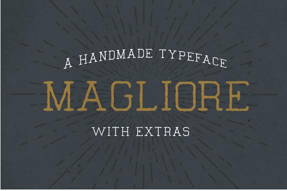 Download Magliore Font Free