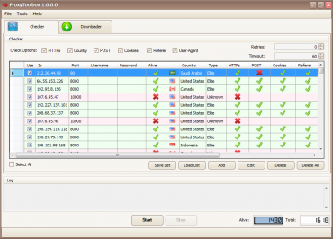Download Proxy Toolbox Free