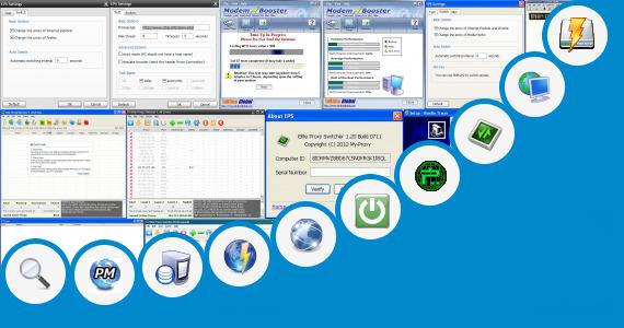 Download Proxy Server Finder Free