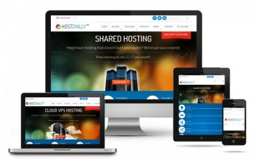 Download HostChilly V3 – With WHMCS Order Form and WordPress Theme