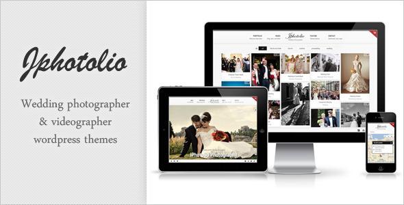 JPhotolio v4.5.7 – Responsive Wedding Photography