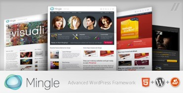 Mingle v1.8.3.2 – Multi-purpose WordPress Theme