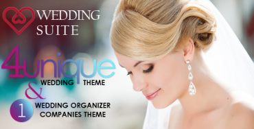 Wedding Suite v1.1.0 – WordPress Wedding Theme