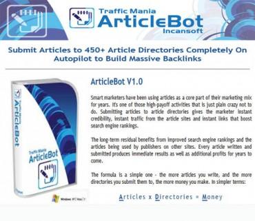 Download Article Bot 2.0 Full Free