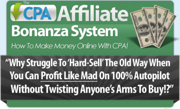 Download CPA Affiliate Bonanza Ebook Free
