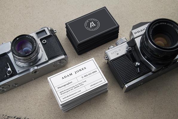 Download Vintage Cameras MockUp Free