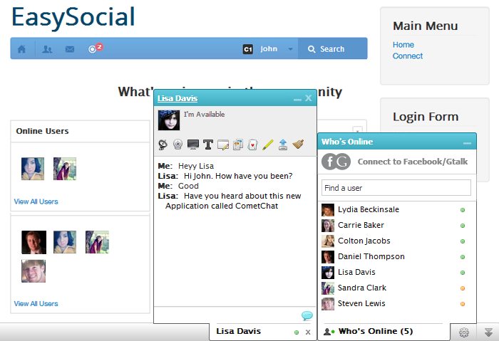 Download EasySocial v1.0.3 Advanced for joomla 2.5 – 3.x