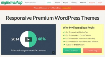 Mythemeshop Themes & Plugins November 2014 Pack
