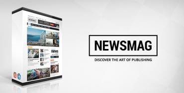 Newsmag v1.5 – Themeforest News Magazine Newspaper