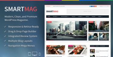 SmartMag v2.4.1 – Responsive & Retina WP Magazine