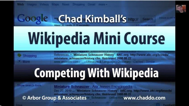 Get 5000 Visits Every Week From Wikipedia For FREE