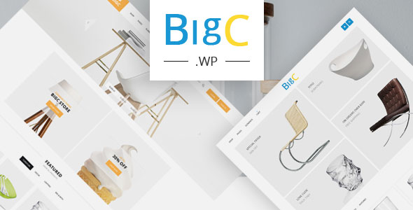 BigShop – Responsive WooCommerce Theme