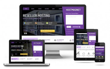 Hostmagnet v3.0 – Themechilly Theme With WHMCS Order Form