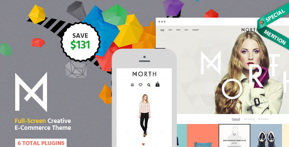 North v2.0.4 – E-Commerce Theme